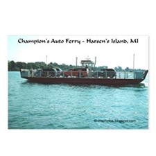 Harsens Island Ferry Postcards (Package of 8)