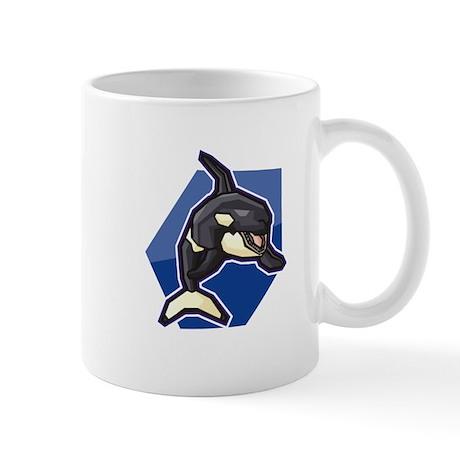 Killer Whale Mug