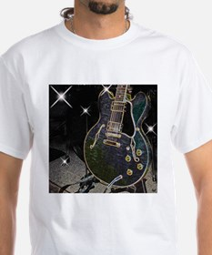 Semi Glow Guitar Shirt