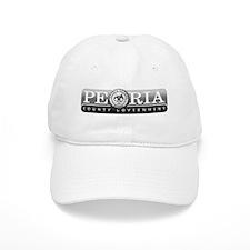 Peoria County Baseball Cap