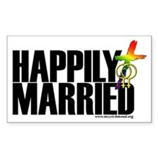 Happily Married Women Decal