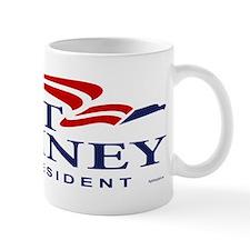 Mitt Romney Campaign Logo Mug