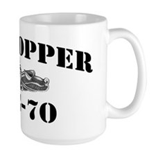 USS HOPPER Mug