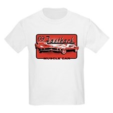 69 Fast Back - Muscle Cars T-Shirt