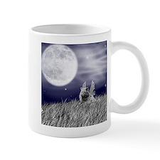 Winged Wolf Small Mug