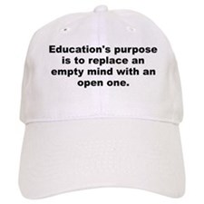 Forbes quote Baseball Cap