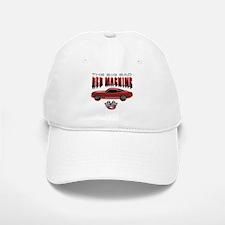 The Big Bad Red Machine Baseball Baseball Cap