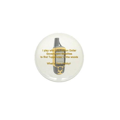 Geocaching Mini Button (10 pack)