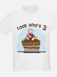 Chocolate Mud 3rd Birthday T-Shirt