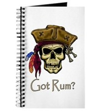 Got Rum? Journal