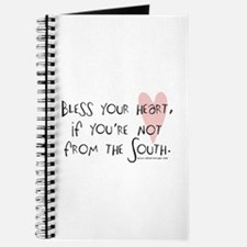 Bless your Heart Journal
