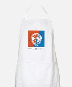 Classic NY World's Fair BBQ Apron