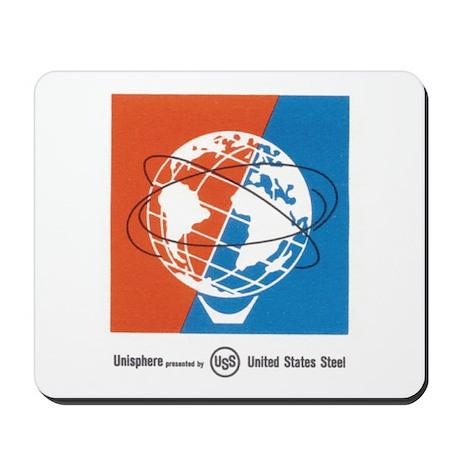 Classic NY World's Fair Mousepad