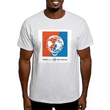 Classic NY World's Fair Ash Grey T-Shirt