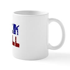 Barack and Roll (Obama) Small Small Mug