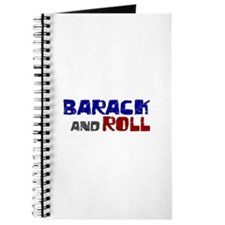 Barack and Roll (Obama) Journal