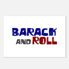Barack and Roll (Obama) Postcards (Package of 8)