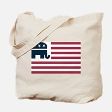 GOP Flag Tote Bag
