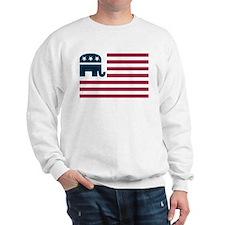 GOP Flag Sweatshirt