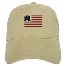 GOP Flag Baseball Cap