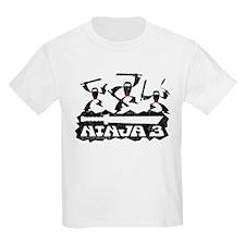Ninja 3 Kids T-Shirt
