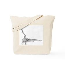 Free Tailed Bat Tote Bag