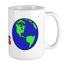Hitchhiker - Mostly Harmless - Mug