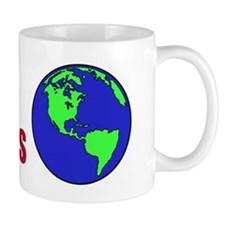 Hitchhiker - Mostly Harmless - Small Mug