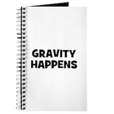 Gravity Happens Journal