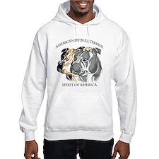 apbt,pit bull, amstaff, bully spirit design Hoodie