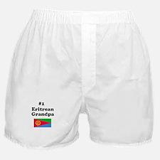 #1 Eritrean Grandpa Boxer Shorts