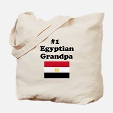 #1 Egyptian Grandpa Tote Bag