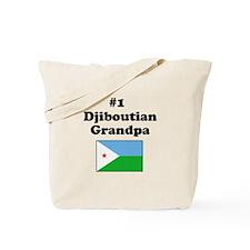 #1 Djiboutian Grandpa Tote Bag