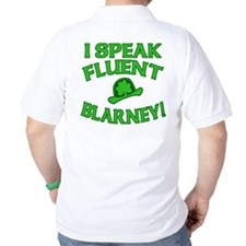 I Speak Fluent Blarney T-Shirt