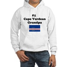 #1 Cape Verdean Grandpa Hoodie