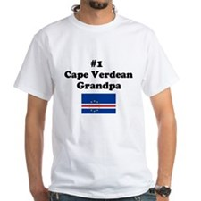 #1 Cape Verdean Grandpa Shirt