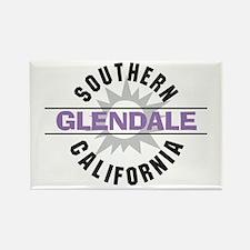 Glendale California Rectangle Magnet (10 pack)