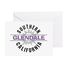 Glendale California Greeting Card