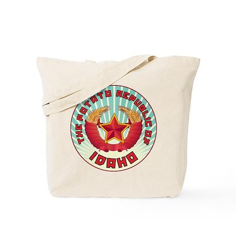Potato Republic of Idaho Tote Bag