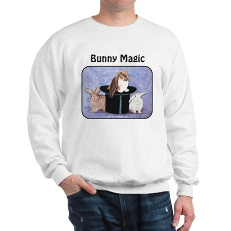 Bunny Magic-n-text Sweatshirt