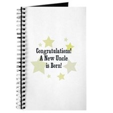 Congratulations! A New Uncle Journal