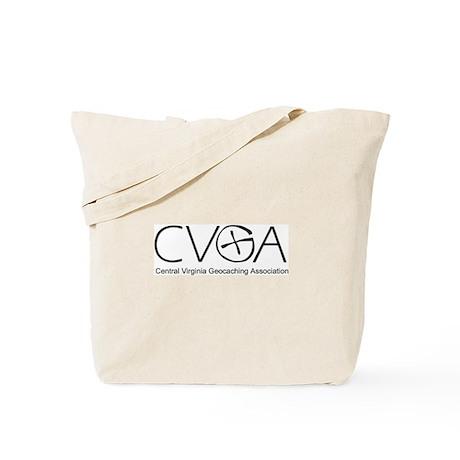 CVGA Dual-Logo Tote Bag