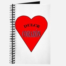 Dulce Corazón Journal