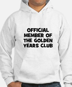 Official Member of the Golden Hoodie
