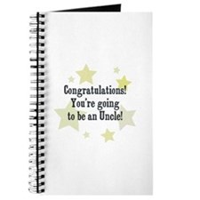 Congratulations! You're going Journal