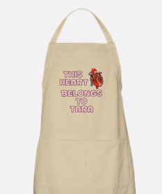This Heart: Tara (C) BBQ Apron