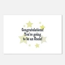 Congratulations! You're going Postcards (Package o