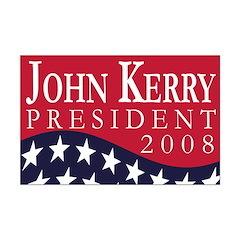 John Kerry 2008 (11x17 poster)