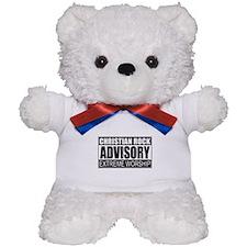Christian Rock Advisory - Ext Teddy Bear