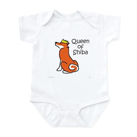 Queen of Shiba Infant Bodysuit